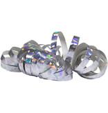 Serpentines Holografisch  Zilver