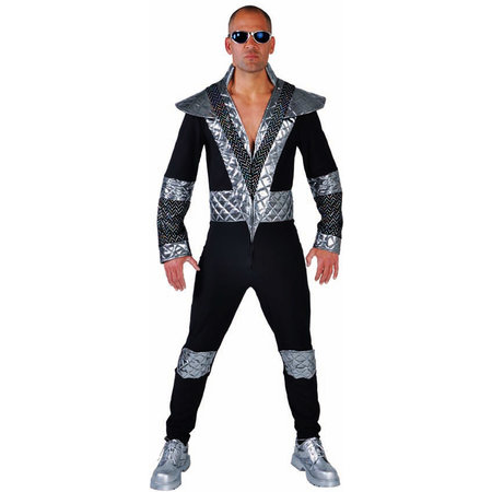 Disco/Rock jumpsuit man
