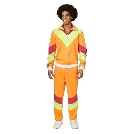 Trainingspak Carnaval Fluor Oranje