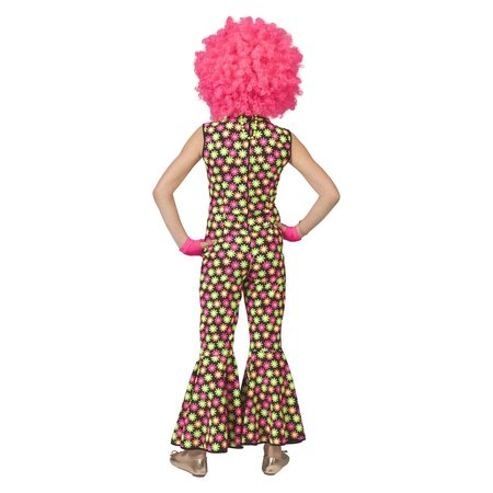 Disco Jumpsuit Kind Flower