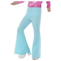 Disco Broek Heren Blauw