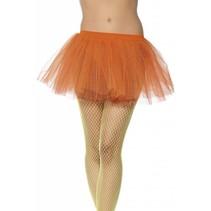 Tutu onderrok neon oranje