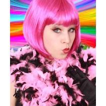 Boa Pink/Zwart 75gr