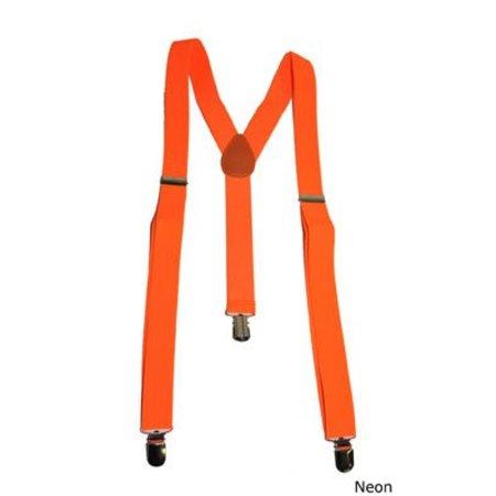 Bretels Neon Oranje
