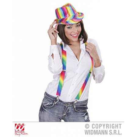 Bretels regenboog
