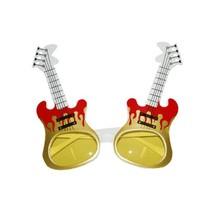 Funbril gitaar goud