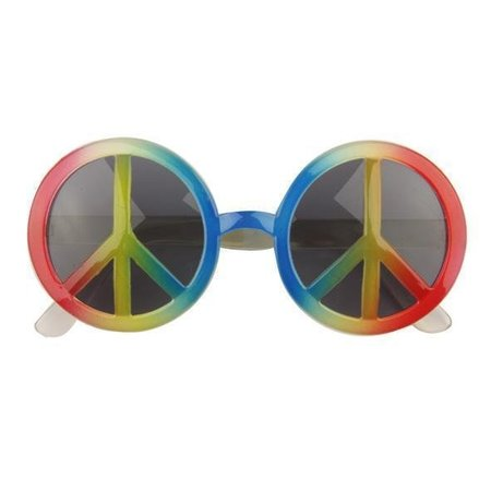 Peace and Love bril
