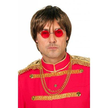 Funbril John Lennon Rood