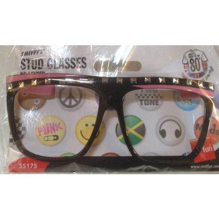 Bril disco zonder glas