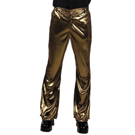 Disco Toppers broek goud