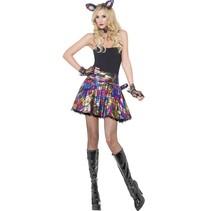 Disco Katten verkleedpakje