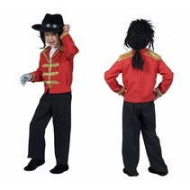 Michael Jackson jas kind