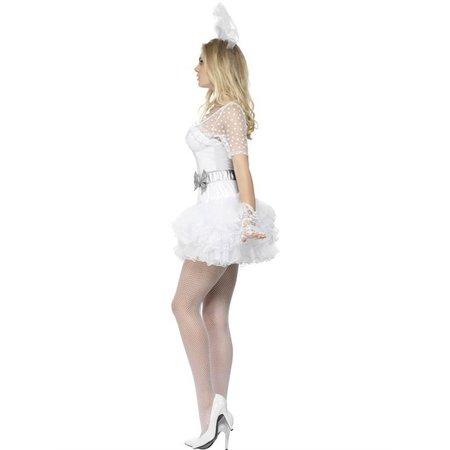 Fever sexy 80's tutu jurk