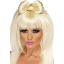 Sensation Pop pruik blond