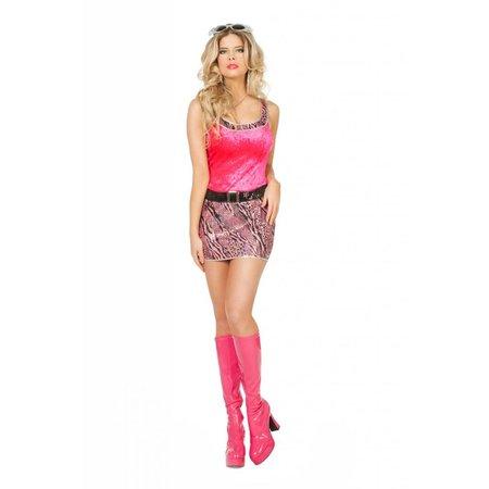Sexy Discojurkje pink