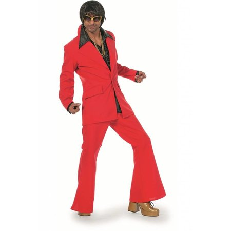 Toppers disco fever pak rood