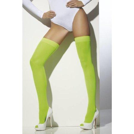 Kousen neon groen