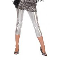 Legging zilver vrouw