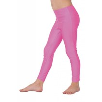Legging kind neon pink