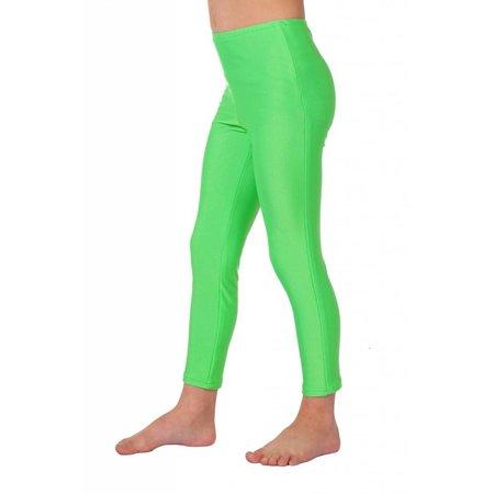 Legging kind neon groen