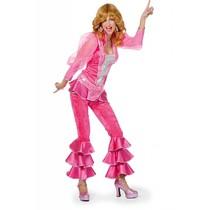 Mama Mia kostuum luxe pink
