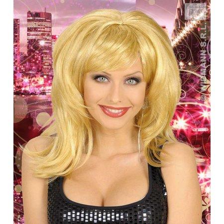 Pruik flirty blond