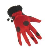 Lieveheersbeestje handschoenen volwassen