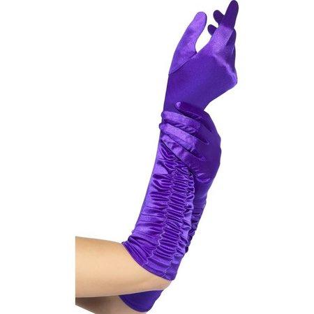 Diva handschoenen paars