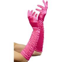 Diva handschoenen roze