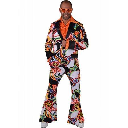 70's Kostuum Disco Fantasy Man