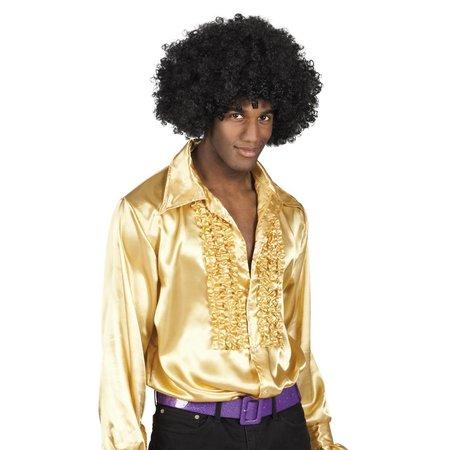 Party blouse goud