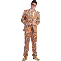 Flower Disco Suit man