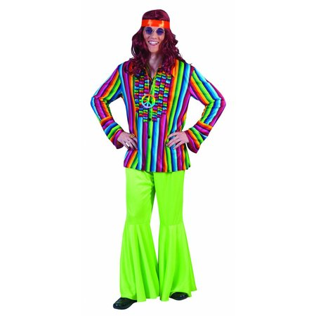 Hippieblouse Rainbow Mercado