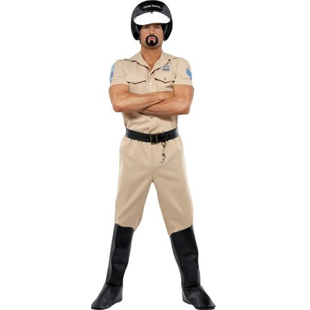 Village People Motorpolitie kostuum