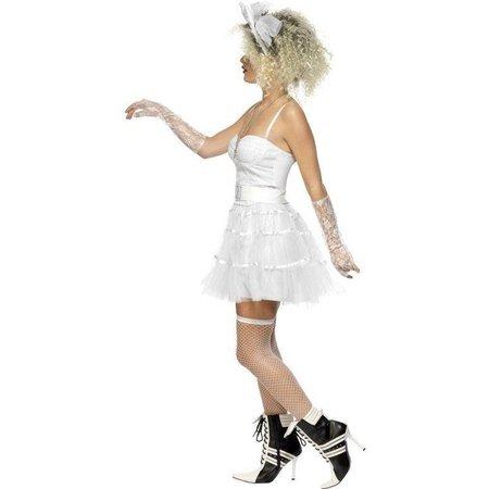80's boy toy kostuum dame