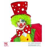 Strik Clown rood