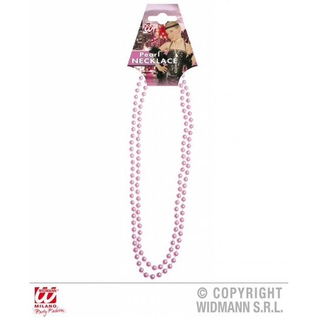 Roze Parelketting
