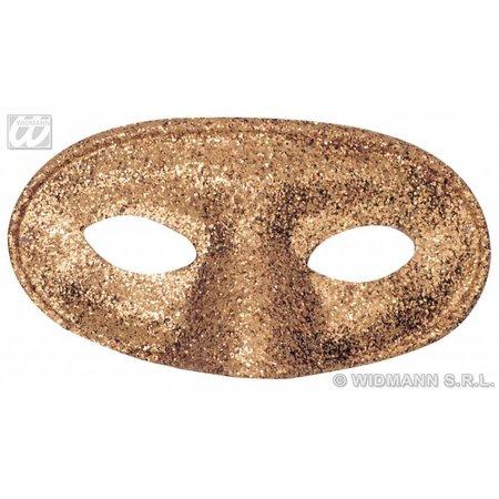 Oogmasker acapulco goud