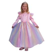 Prinsessen jurkje rainbow