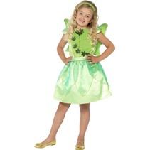 Bosfee kostuum kind groen