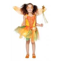 Bosfee met vleugels kind