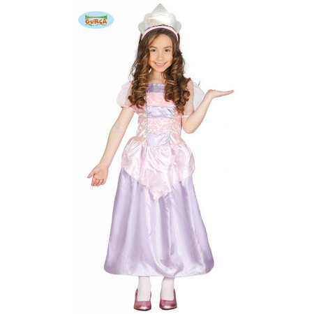 Prinsessenjurk Lila
