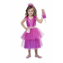 Barbie Prinsessen jurkje luxe