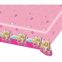 Barbie Tafelkleed Popstar 180x120cm