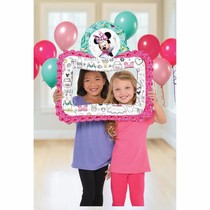 Selfie Frame Disney Minnie Mouse Folie Ballon