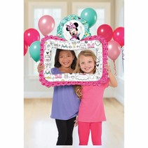 Selfie Frame Disney Minnie Mouse Folie Ballon