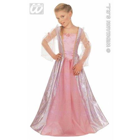 Glamour prinses kostuum kind