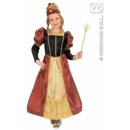 Koninklijke prinses kostuum kind