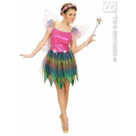 Regenboog Fee Prinses kostuum