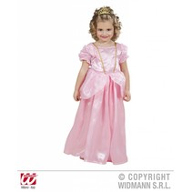 Prinsessenjurkje roze Fiona